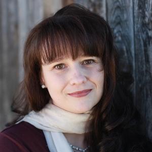 Buch Autorin Ellen Stone Portrait