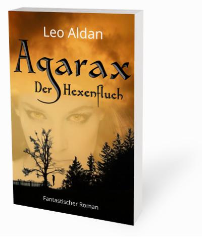 Buch Cover Agarax Schatten