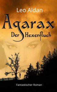 Buch Cover Agarax flach