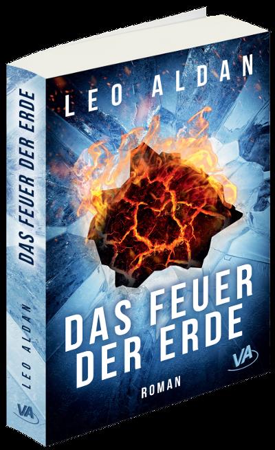 Buch Cover Das Feuer der Erde featured
