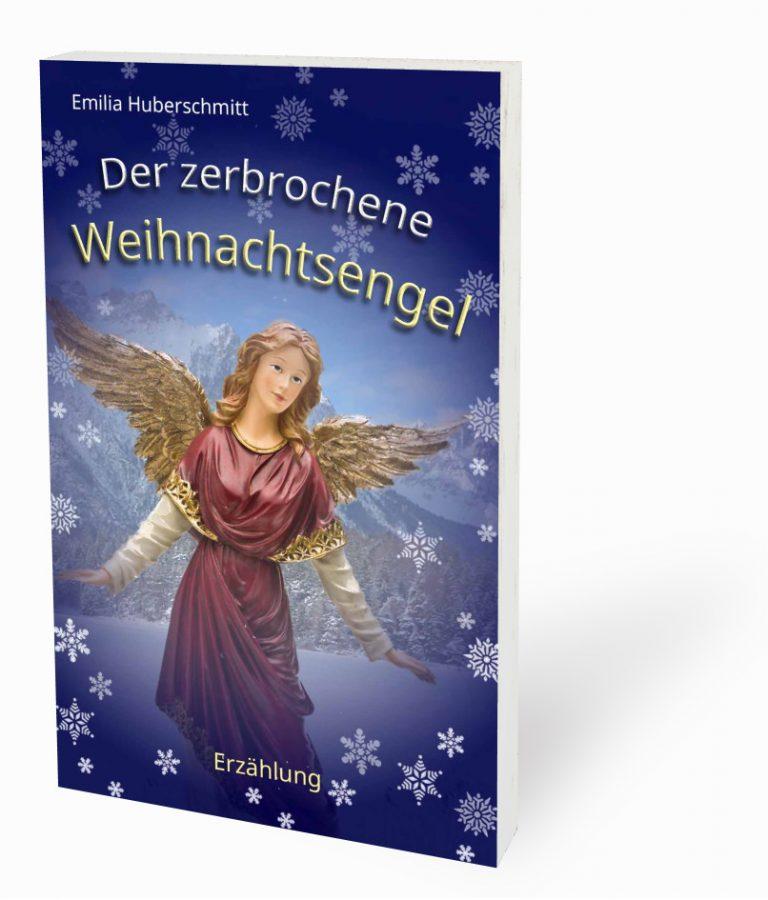 Buch Cover Weihnachtsengel Schatten