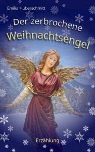 Buch Cover Weihnachtsengel flach